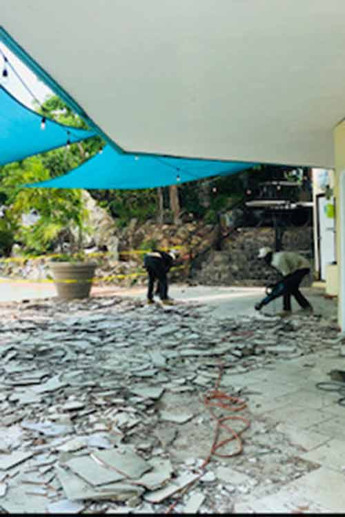 removal-of-damaged-pool-decking-and-tiles