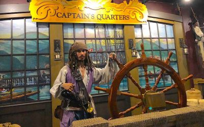 Discover Pirates Treasure ~  A Shipwreck Museum