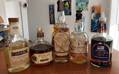 Roots of Premium Rum Run Deep at Root 42 Bar and Grill