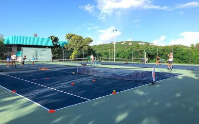 Pool & Tennis Club Offers Family Fun for Locals