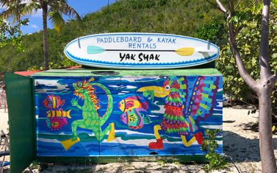 Yak Shak Rentals Has Recipes for Fun at Magens Bay