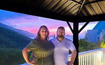 "Ohio Couple Finds ""Happy Place"" on St. Thomas"