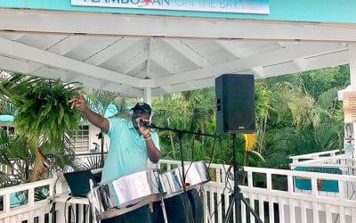 Magical Steel Pan Music Returns to Flamboyan