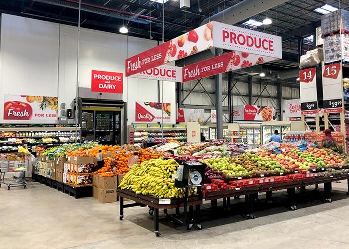 produce area in cost u less in st thomas usvi